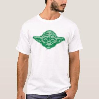 Icono B de Yoda Camiseta