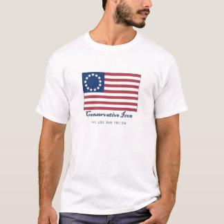 Icono conservador #1 camiseta