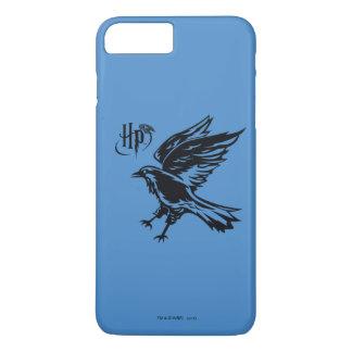 Icono de Harry Potter el | Ravenclaw Eagle Funda Para iPhone 8 Plus/7 Plus
