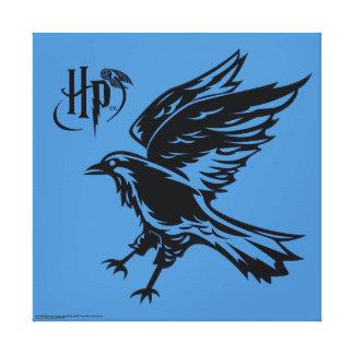 Icono de Harry Potter el   Ravenclaw Eagle Impresión En Lienzo