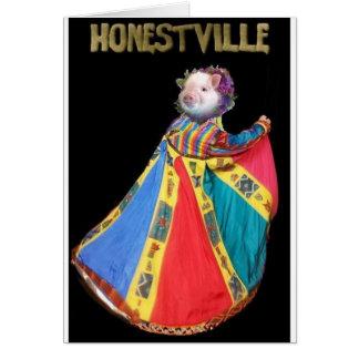 Icono de Honestville Felicitación