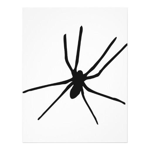 icono de la araña tarjetón