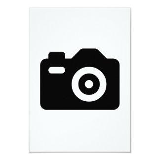 Icono de la cámara comunicados personalizados