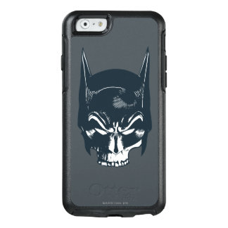 Icono de la capucha/del cráneo de Batman Funda Otterbox Para iPhone 6/6s