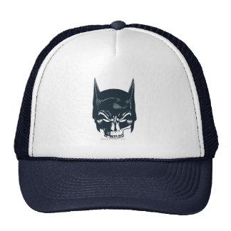 Icono de la capucha/del cráneo de Batman Gorros Bordados