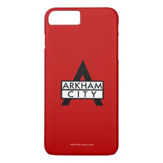Icono de la ciudad de Arkham Funda iPhone 7 Plus