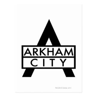 Icono de la ciudad de Arkham Postal