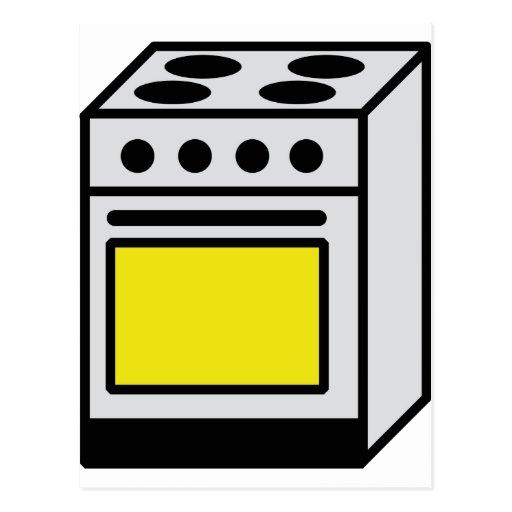 Estufa animada imagui for Dibujos de cocina