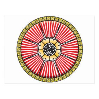 Icono de Lotus Tarjeta Postal