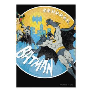 Icono de NANANANANANA Batman Invitación 12,7 X 17,8 Cm