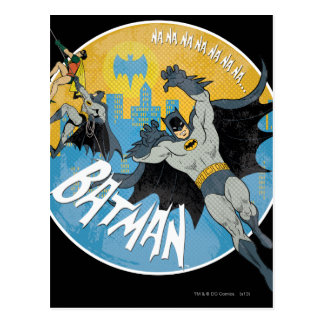 Icono de NANANANANANA Batman Postal