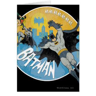 Icono de NANANANANANA Batman Tarjeta De Felicitación