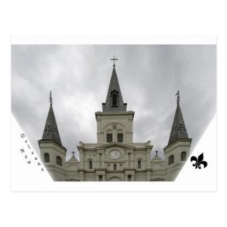 Icono de New Orleans Postales