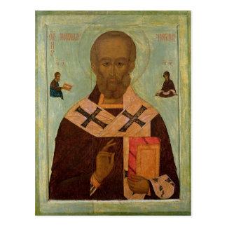 Icono de San Nicolás Postal