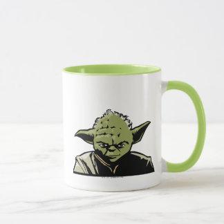 Icono del arte de Yoda