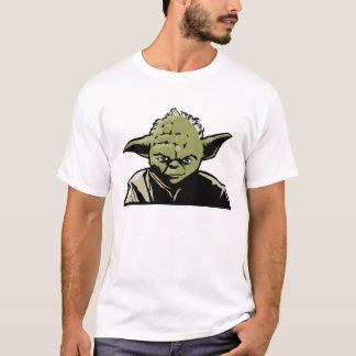 Icono del arte de Yoda Camiseta