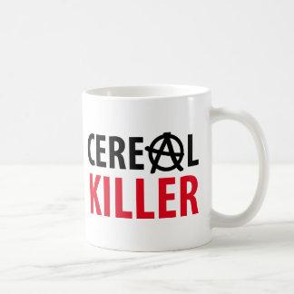 icono del asesino del cereal taza de café