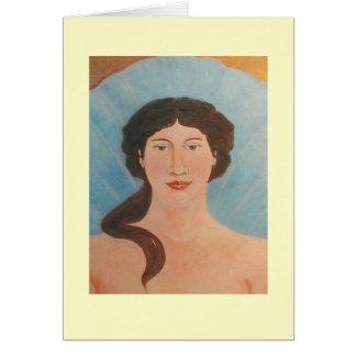 Icono del Bodhisattva del Aphrodite Felicitación