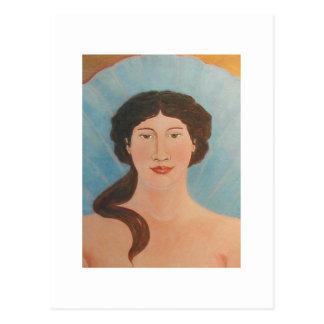 Icono del Bodhisattva del Aphrodite Tarjetas Postales