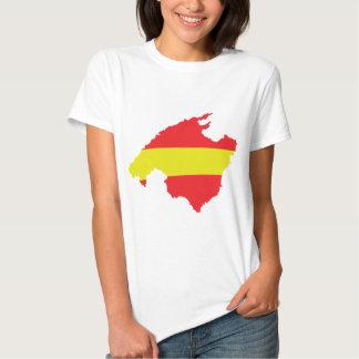 icono del contorno de la bandera del malle camisas