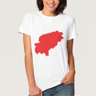 Icono del countur de Ibiza Camisas