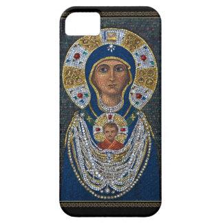 Icono del mosaico de la isla de Murano Funda Para iPhone SE/5/5s