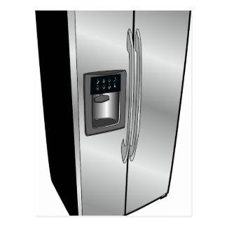 Icono del refrigerador postal