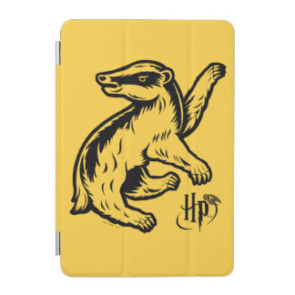 Icono del tejón de Harry Potter el | Hufflepuff Cover De iPad Mini