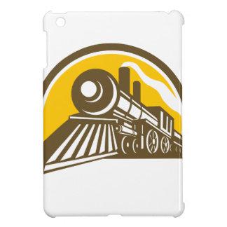 Icono del tren de la locomotora de vapor