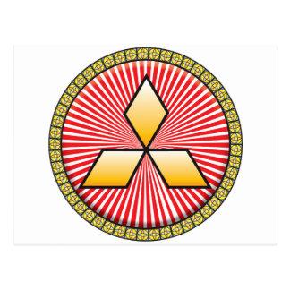 Icono del tríceps postal