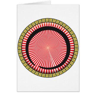 Icono del zen tarjeta