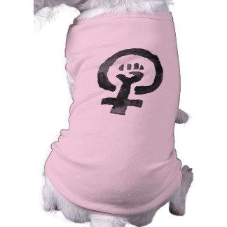 Icono feminista del puño