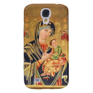 ICONO ortodoxo Madonna sereno Funda Samsung S4