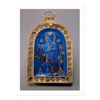Icono portátil, probablemente medieval postal