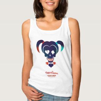 Icono principal del pelotón el | Harley Quinn del Camiseta Con Tirantes