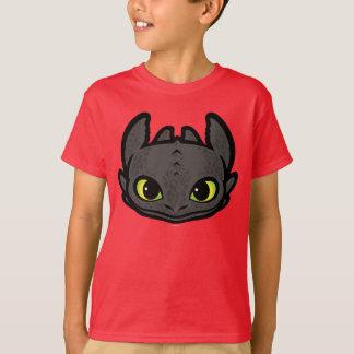 Icono principal desdentado camiseta