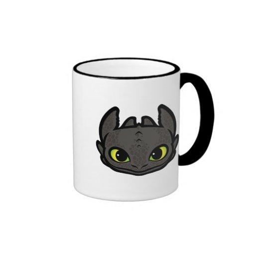 Icono principal desdentado tazas de café
