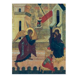 Icono que representa el anuncio postal