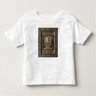 Icono que representa el arcángel Michael Camiseta De Bebé