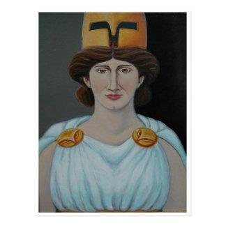Icono sereno de Athena Postal