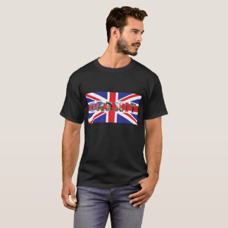 Iconos británicos Brexit Camiseta