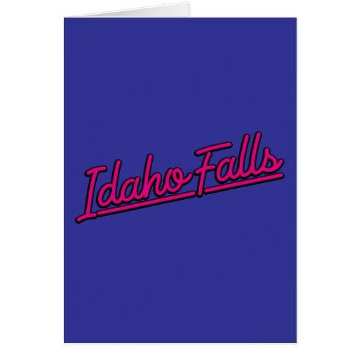 Idaho cae en magenta tarjetas