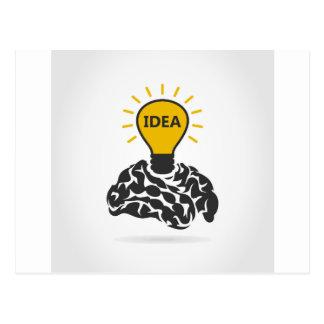 Idea de un cerebro postal