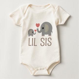 Idea del regalo del elefante del SIS de Lil Body Para Bebé