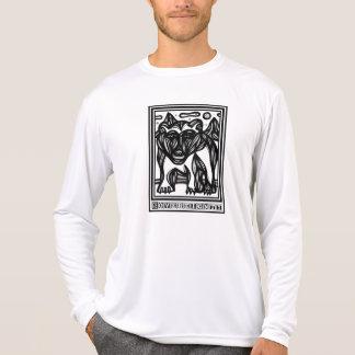 Idea entusiasta divina abundante camisetas