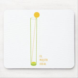 Ideal de Mojito Alfombrilla De Ratón
