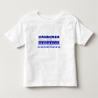 Ideas del regalo de la bandera del Honduran del Camiseta De Bebé