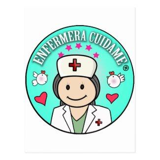 Ideas Regalo de Enfermera Cuidame