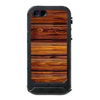 Identificación de madera del ATLAS del iPhone Funda Para iPhone 5 Incipio ATLAS ID