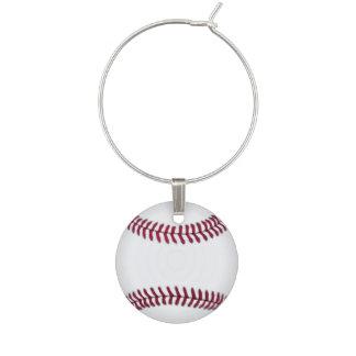 Identificador De Copa Encanto de la copa de vino del béisbol